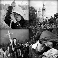 Алексей Мякишев. Великорецкий крестный ход