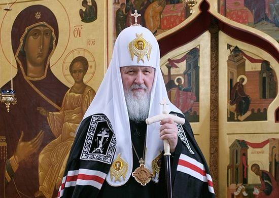 Фото: Фото: К. Новотарский / ресс-служба Патриарха Московского и всея Руси