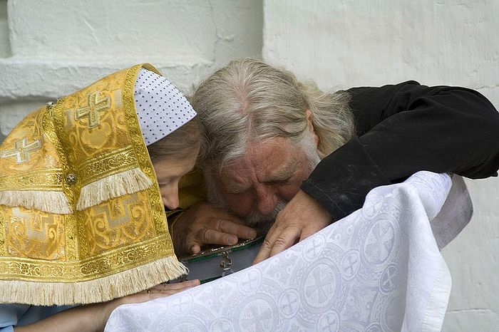Исповедь. Фото: Православие.Ru