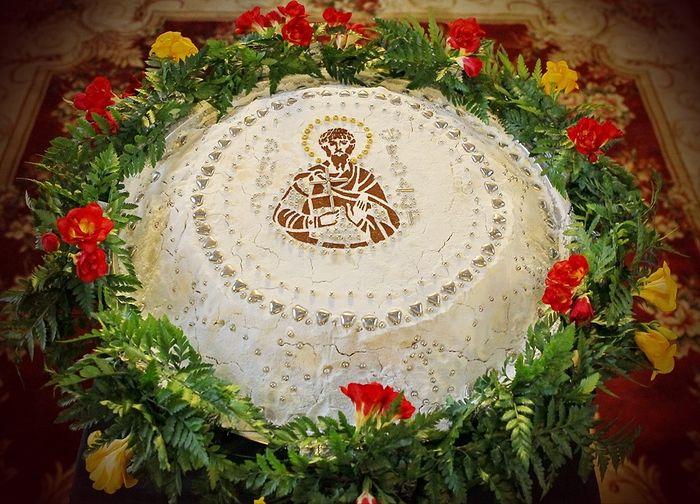 Коливо. Фото: iliya-monastery.org