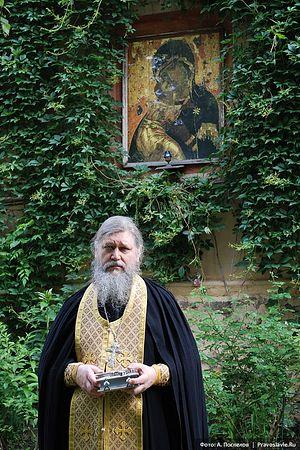 Иеромонах Арсений (Писарев). 2010 г. Фото: А.Поспелов / Православие.Ru