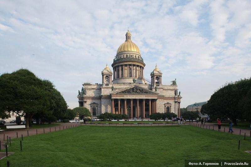 �саакиевский собор. Фото: А.Горяинов / Православие.Ru