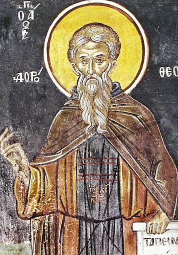 Abba Dorotheus of Gaza.