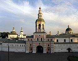 Свято-Данилов монастырь.