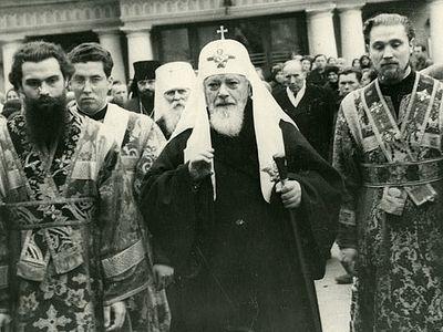 Великий пост с патриархом Алексием I