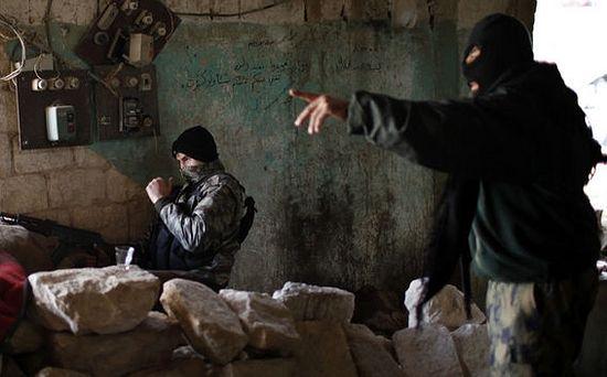 В последние дни марта стало известно - боевики перешли границу с Ливаном