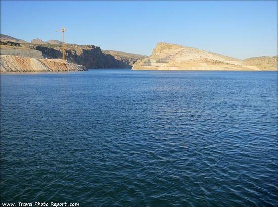 Голубые воды Ефрата