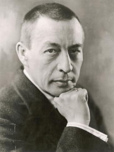 Рахманинов Сергей Васильевич - русский композитор