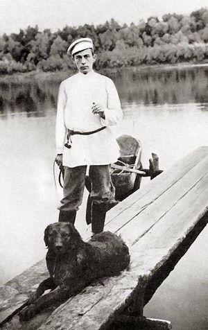 Молодой Рахманинов