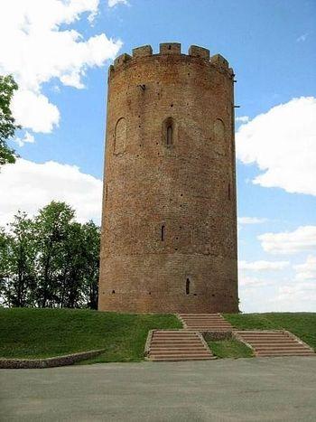 Белая вежа. Современный вид