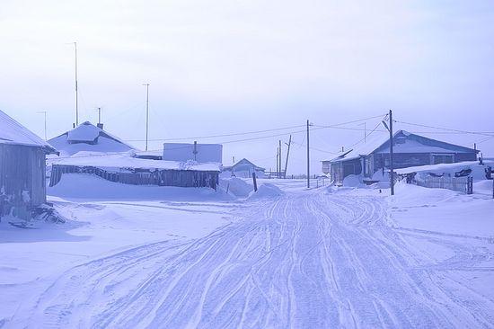 Деревня Устье – ближайший к Пустозерску населенный пункт
