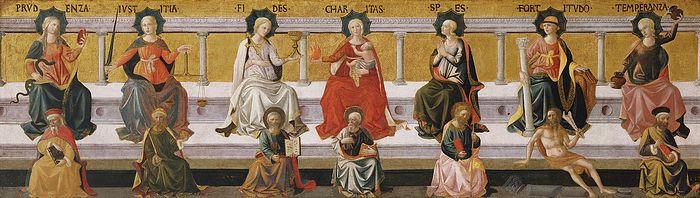 Семь добродетелей