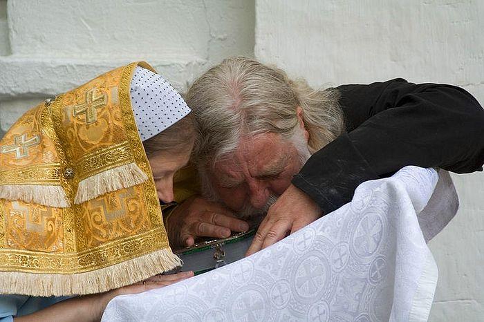Исповедь. Фото: А.Поспелов / Православие.Ru