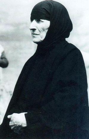 Схимонахиня Сусанна, духовная мать архимандрита Антония