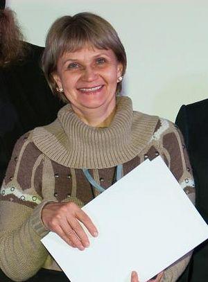 Елена Лобачева-Дворецкая