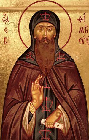 Преподобный Евфимий, архимандрит Суздальский, чудотворец