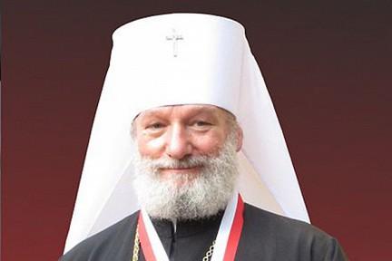 Блаженнейший Архиепископ Пражский, Митрополит Чешских земель и Словакии Христофор