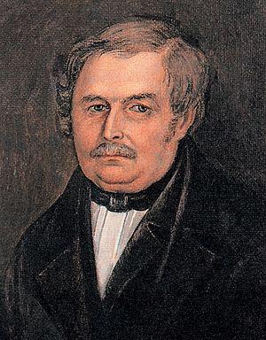 Отец Н. В. Гоголя