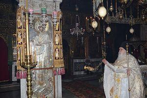 Помощь по молитвам богородицы