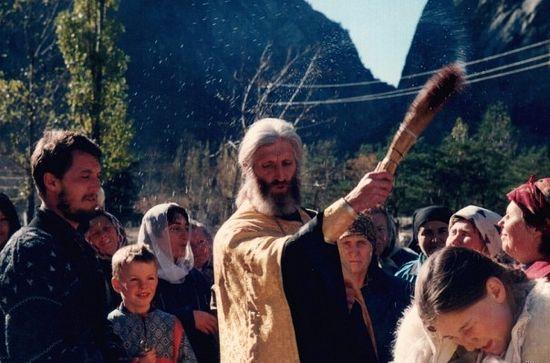 Иерей Игорь Розин, убиенный в Тырнаузе