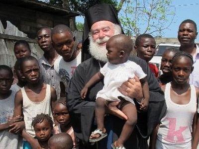 Зарубежная миссия Православной Церкви сегодня