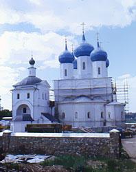 Серпуховской Высоцкий Мужской Монастырь. 1990-е годы.
