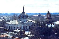 Серпуховский Распятский Монастырь.