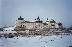 Свято-Троицкий Белопесоцкий Монастырь.