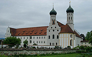 Монастырь Бенедиктбоерн