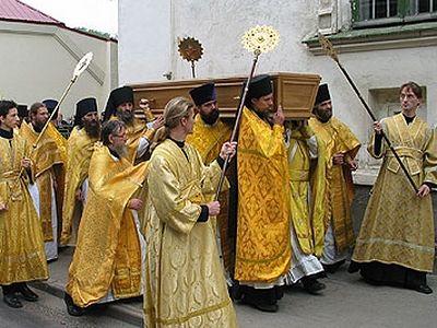 Уроки эстонского благочестия