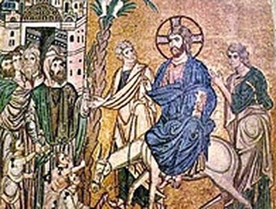 Homily on the Entry of the Lord into Jerusalem (Palm Sunday)