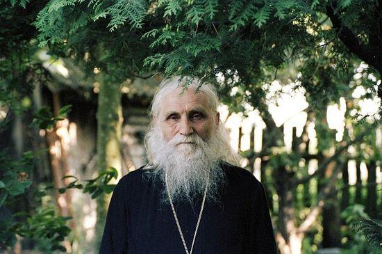 Протоиерей Николай Гурьянов. Фото: архимандрит Тихон (Шевкунов)