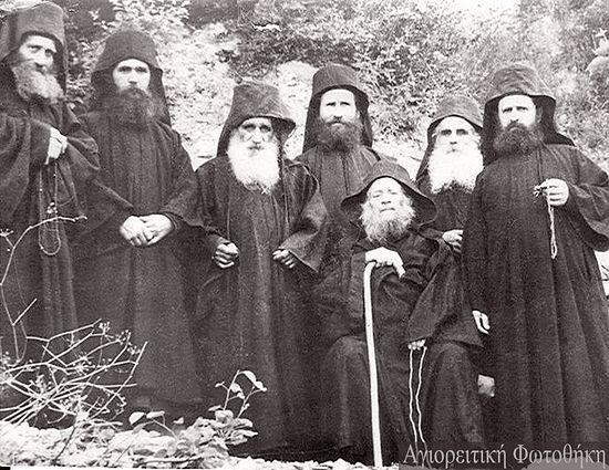 Братство старца Иосифа Исихаста
