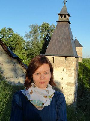 Юлия Варенцова