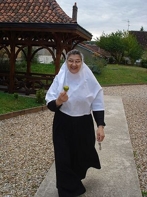 Монахиня Магдалина (Некрасова)