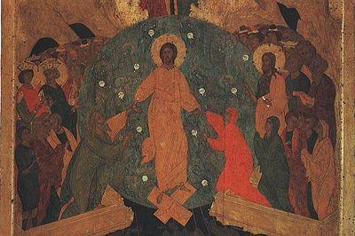 The Orthodox Celebration of Great and Holy Saturday