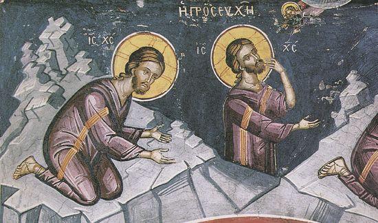 Греция; XVI в.; местонахождение Греция. Афон, монастырь Дионисиат (2)