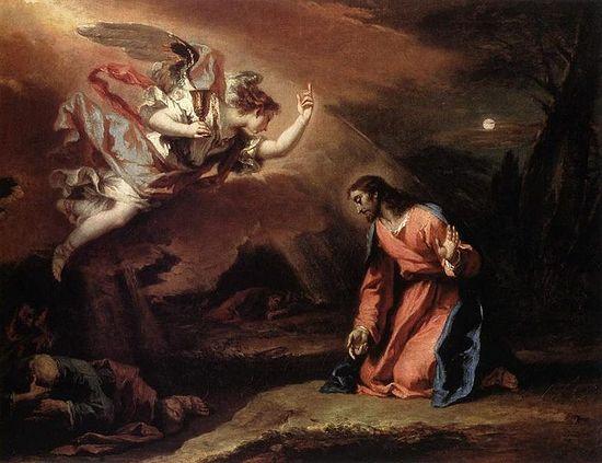 Себастьян Риччи Моление о Чаше 1730