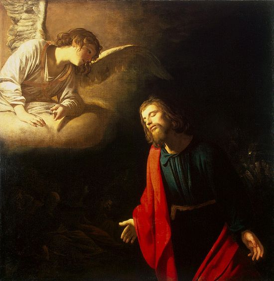 Хонтхорст, Геррит ван XVII в.