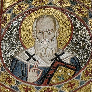 St. Gregory the Theologian.