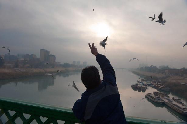 Багдадское небо