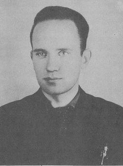 Борис Викторович Раушенбах. Нижний Тагил, 1946 г.