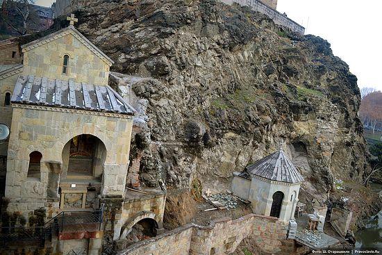 Церковь св. Або Тбилисского