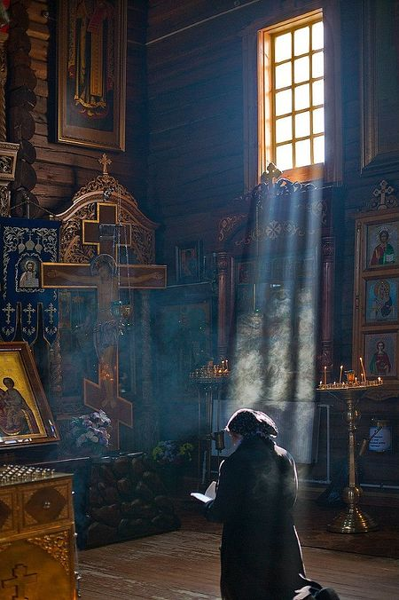 Great Lent. Photo: Ilya Shpagin.