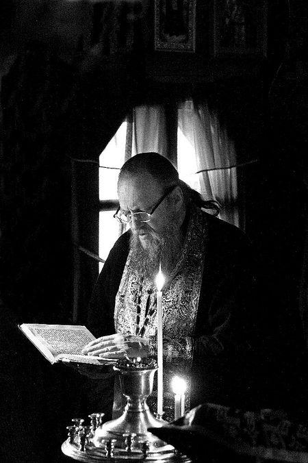 «Откуда начну плакати окаянного моего жития деяний...». Фото: Дмитрий Полушин