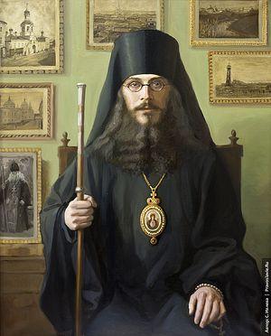 Архиепископ Гурий (Степанов; 19191937). Автор картины: С.Ивлева