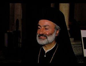 Archimandrite Mtanious Haddad