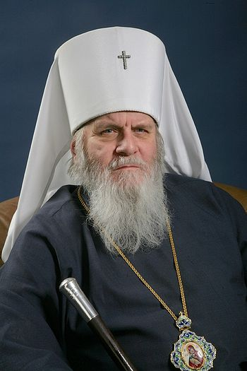 Митрополит Таллинский Корнилий