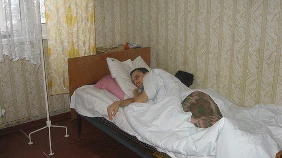 Больной Алик Ахундов