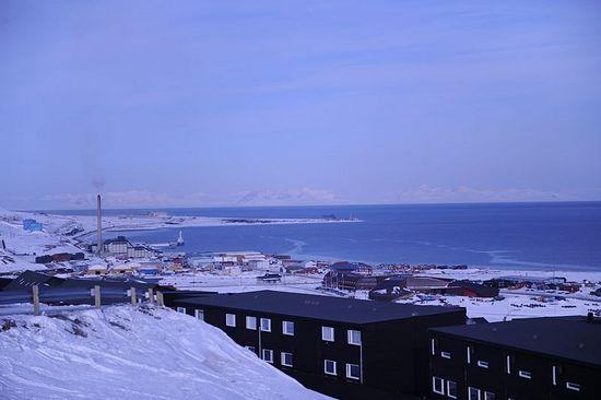 Баренцбург - русский городок на норвежском архипелаге
